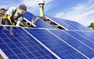 Бизнес-план для солнечной энергетики