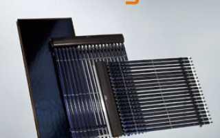 Солнечные коллекторы от компании Viessmann