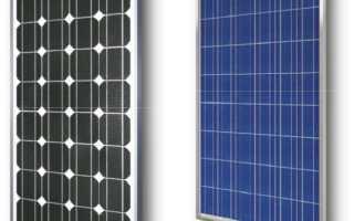 Опыт в эксплуатации солнечных батарей