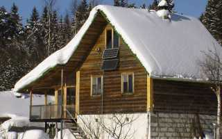 Тонкости эксплуатации солнечных батарей зимой