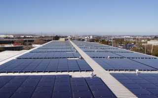 Солнечная энергия в США