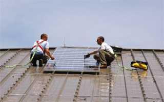 Где купить солнечные батареи для дома?