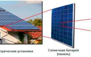 Как устроена солнечная батарея