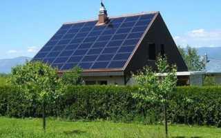 Как рассчитать мощность и стоимость солнечных батарей для дома?
