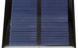 Как сделать фонарь на солнечной батарее своими руками