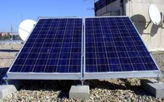 Какой срок службы солнечной батареи и от чего он зависит