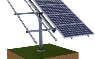 Какой должен быть угол наклона солнечной батареи?