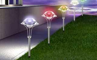 Солнечные светильники фирмы Globo Lighting Int.