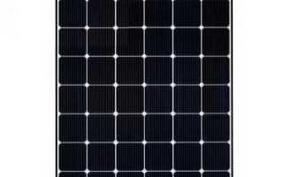 Самые мощные солнечные панели