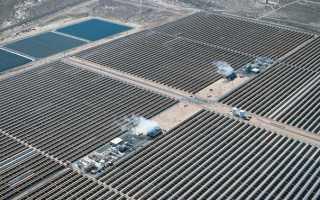 Как получают электричество от солнечных батарей