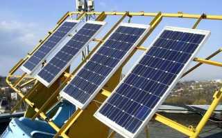 Где применяются солнечные батареи?