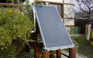 Разновидности солнечных нагревателей для воды и их применение