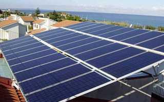 Особенности бытовых солнечных батарей