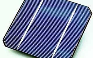 Солнечные батареи из аморфного кремния