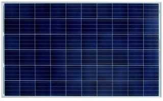 Солнечные батареи на 5 кВт