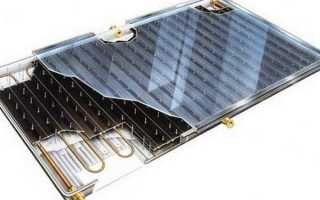 Как самостоятельно сделать простые солнечные коллекторы?