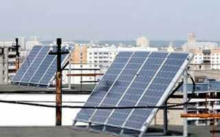 Можно ли установить солнечные батареи для обычной квартиры?