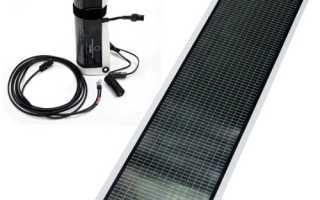 Гибкие солнечные батареи