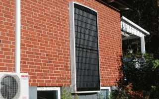 Воздушный солнечный коллектор для отопления дома – особенности эксплуатации