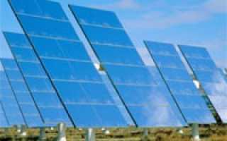 Мобильная электростанция на солнечных батареях