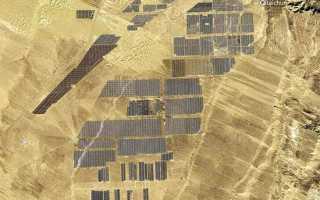 Перечень самых эффективных солнечных батарей