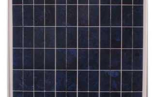 Особенности поликристаллических солнечных батарей