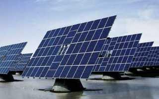 Солнечные батареи от «Солнечного ветра»