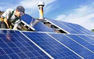 Типы солнечных электростанций, распространенных в России