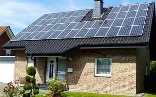 Солнечные батареи 10 КВТ для дачи