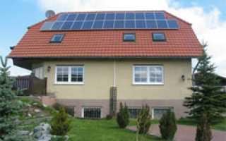 Во сколько обойдутся солнечные батареи для дома или дачи