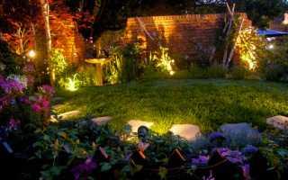 Системы освещения от солнечных батарей для дачи и загородного дома