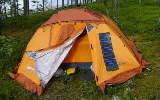 Какие бывают туристические солнечные батареи