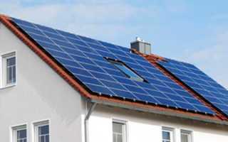 Как правильно установить солнечные батареи