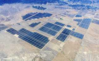 Солнечные батареи в системе технологий энергосбережения