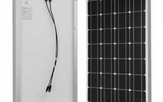 Солнечные батареи из Америки