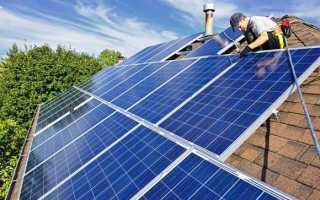 Устройство и принцип работы солнечной батареи