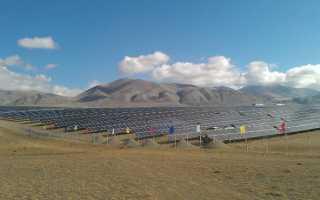 Солнечная энергетика Башкортостана
