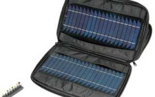 Солнечные батареи для ноутбуков – роскошь или обыденность?