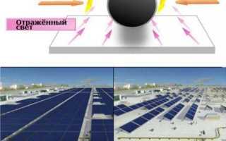 Преимущества цилиндрических солнечных батарей