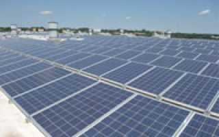 Производители солнечных батарей