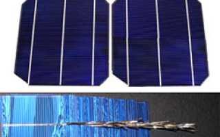 Сборка солнечных батарей для дома или дачи своими руками