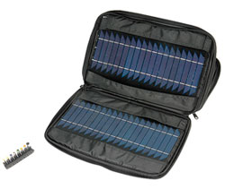 зарядное устройство на солнечной батарее