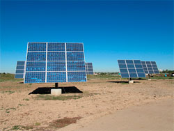Где используются солнечные батареи