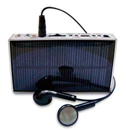 зарядка с функцией радио