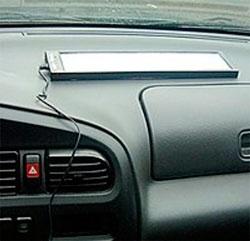 солнечная панель в машине