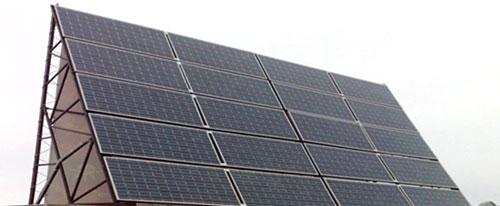солнечная батарея из полиячеек