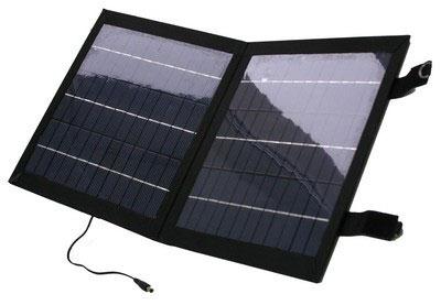 Солнечная зарядка