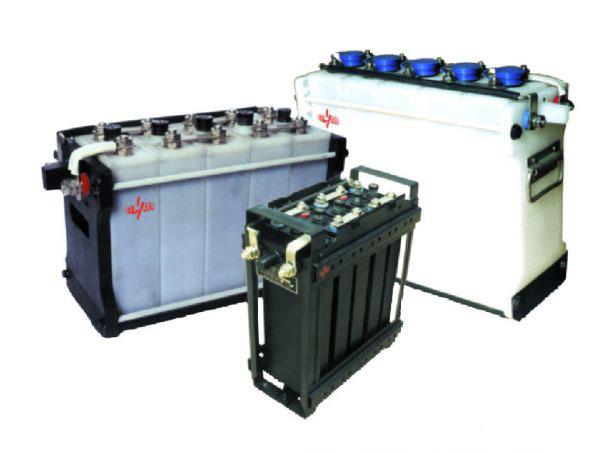 АКБ с зарядным контроллером