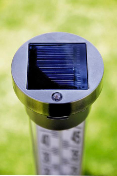 фотоэлементы на термометре