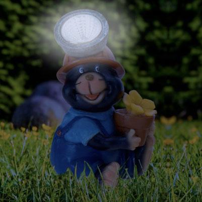 светильник игрушка